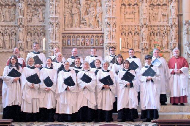 Priory singers belfast